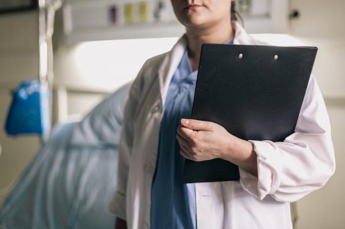 infirmiere chambre hopital